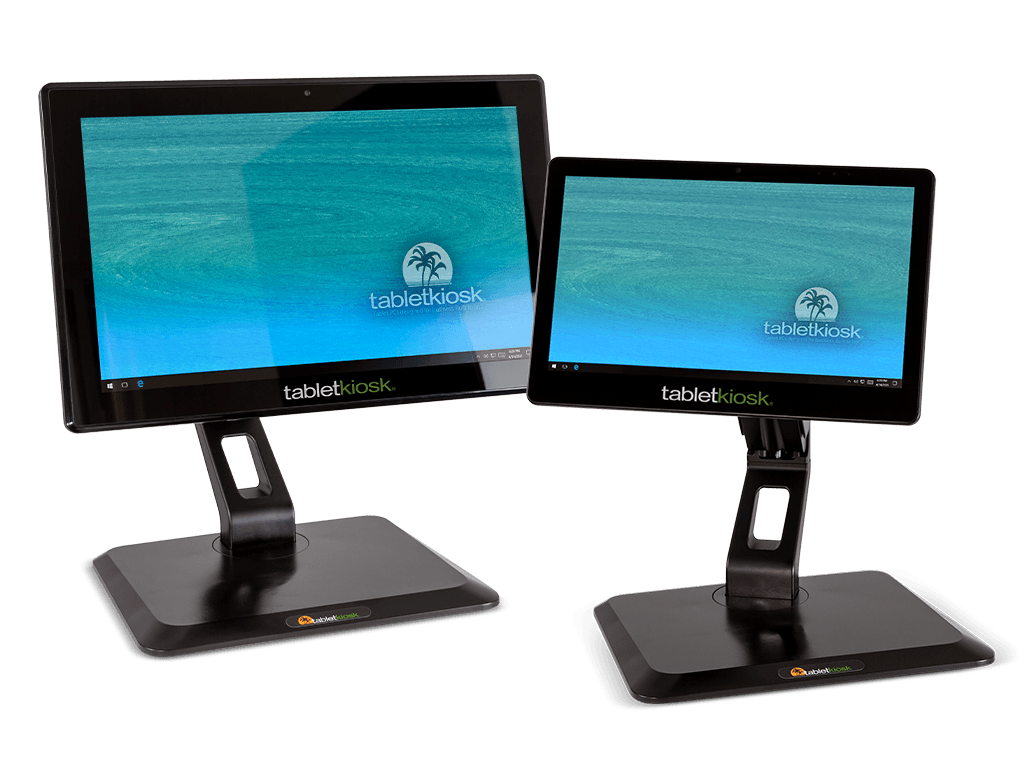 Commercial Tablets are ideal POS Terminals