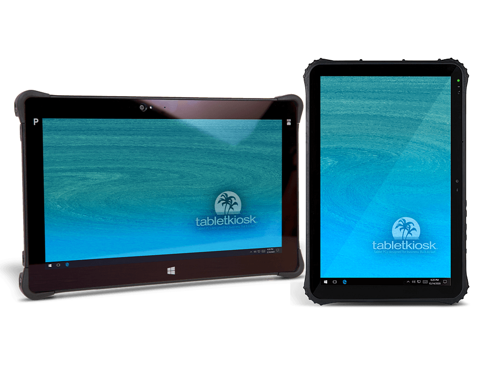 Rugged Tablets for business